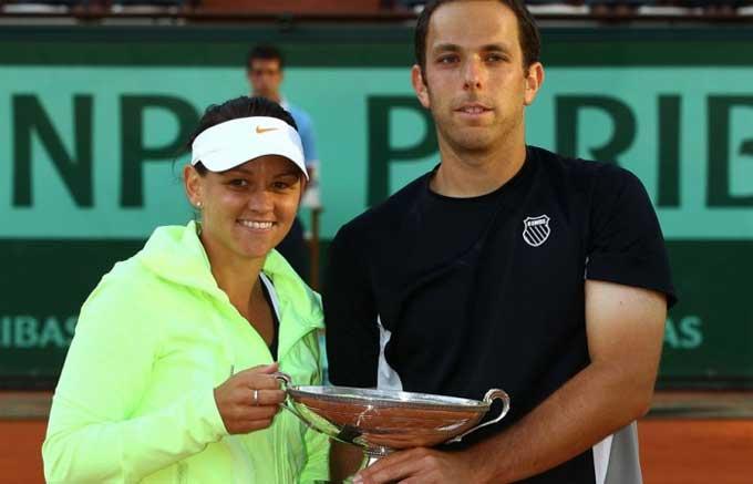 Dellacqua-mung-vo-dich-Roland-Garros-2011-cung-Scott Lipsky
