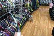 Để chơi tennis nên mua vợt tennis cũ giá bao nhiêu tiền?