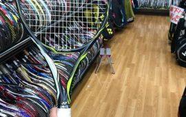 Đi tìm lời giải đáp vợt tennis cũ loại nào tốt nhất hiện nay?