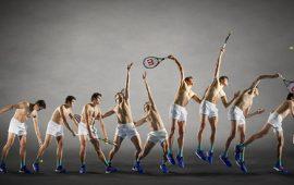 Những kỹ thuật giao bóng tennis cơ bản cho người mới bắt đầu
