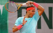 Sau 100 phút thi đấu, Nadal nhanh chóng tiến thẳng vào vòng ba Roland 2020