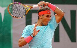 Ngay sau Thiem, người tiếp theo góp mặt vào vòng bốn Roland Garros 2020 là Nadal