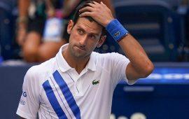 Djokovic không chấp nhận cách hành sử của BTC US Open