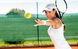 Tác dụng của chơi tennis – Nhiều hơn những gì bạn muốn!