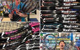 Vua Tennis – Địa chỉ mua bán vợt tennis cũ số 1 chất lượng và dịch vụ