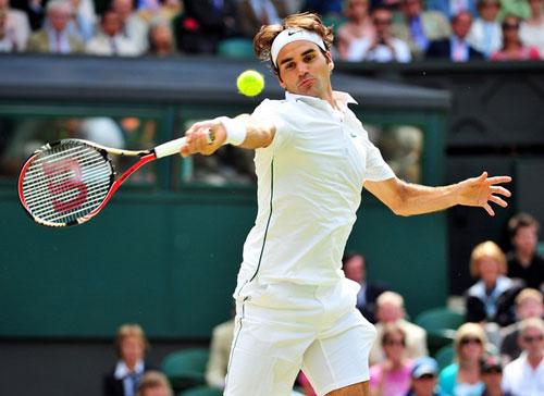 Hướng dẫn cách cầm vợt tennis theo chiều thuận tay