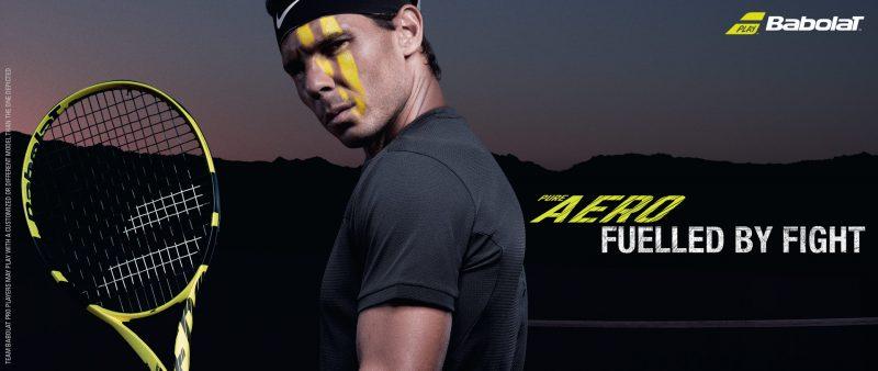 Vợt tennis babolat cũ chính hãng – siêu phẩm khiến các tay vợt mê mẩn